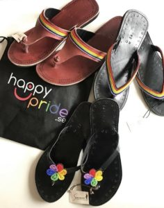 Sandaler  - Happypride Collection